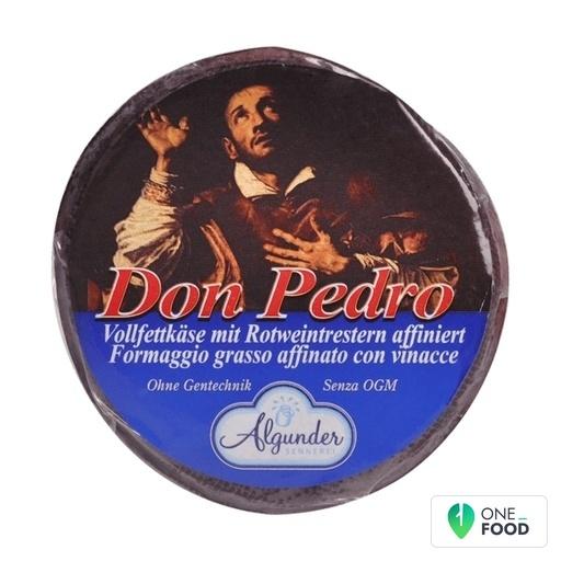 Formaggio Al Vino Rosso Don Pedro